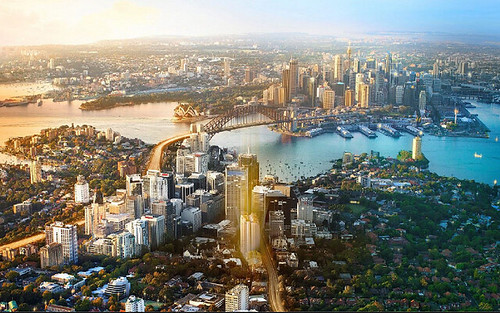 1801/211-223 Pacific Highway, North Sydney NSW 2060