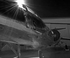 Lockheed F-104 Starfighter (JetDr757) Tags: lockheed f104 starfighter cavanaugh flight museum