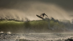 Wild n Windy (AndreDiener) Tags: surf surfing windy ocean extreme sport sea waves water