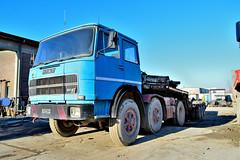 fiat 180NT 6x2 (riccardo nassisi) Tags: truck camion abbandonato abandoned rust rusty relitto rottame ruggine ruins scrap scrapyard epave cava piacenza san nicol