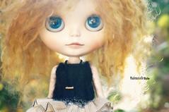Mini Me (mademoiselleblythe) Tags: zaloa custom blythe doll