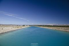 Lake Tekapo (Richard Holic) Tags: new zealand newzealand lake tekapo blue nature outdoor relax holiday nikon d7000 1685 summer 2016 sky colour colours south island