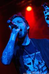 STRAY TRAIN - Alcatraz, Milano 19 October 2016  RODOLFO SASSANO 2016 18 (Rodolfo Sassano) Tags: straytrain concert live show alcatraz milano barleyarts slovenianband hardrock bluesrock lukalamut nikojug viktorivanovic juregolobic bobanmilunovic