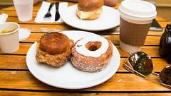 Dominique Ansel (hello.viv) Tags: food cronut dominiqueansel kouignamann newyork newyorkfood usa dessert
