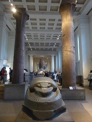 The Egyptian Gallery (Aidan McRae Thomson) Tags: egyptian ancient britishmuseum london sculpture statue