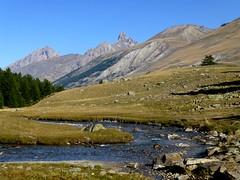 vallon du Lauzanier (b.four) Tags: lauzanier larche hauteubaye alpesdehauteprovence ruisseau creek ruscello