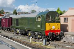 Kidderminster Town Station (BarkingBill) Tags: railway railroad train kidderminster d8059