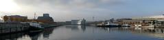 P2430323 (Lumixfan68) Tags: kiel panorama hrn hrnspitze hafen schwenkpanorama port kieler
