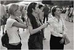 women are beautiful 44 (beauty of all things) Tags: polen poland krakau cracow women womenarebeautiful frauen menschen people street