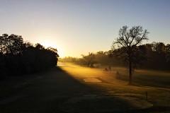 Last round (TwinCitiesSeen) Tags: saintpaul twincities minnesota twincitiesseen canont3i tokina1224mm sunrise golfcourse comoparkgolfcourse
