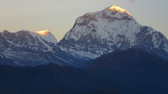 Nepal, Annapurna Region, Sunrise at Poon Hill (PinterJuco) Tags: nepal annapurna region poon hill sunrise
