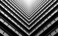 Ping Shek Estate in black and white: part 2 (jbarry5) Tags: pingshekestate hongkong china hongkongpublichousing blackandwhite travelphotography travel monochrome abstract geometry