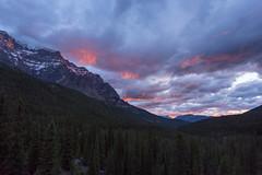 Banff Breaks into Morning (Ken Krach Photography) Tags: banffnationalpark