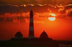 Sonnenuntergang Westerhever 20 (kairemwatt) Tags: sonnenuntergang sundown sonnenlicht westerhever westerheversand sonne