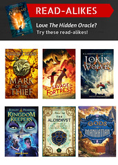Read-Alikes for The Hidden Oracle by Rick Riordan 11/8/16 (plano.library) Tags: hiddenoracle rickriordan readalikes books haggard parr schimelpfenig harrington davis library libraries planopubliclibrarysystem ppls plano tx