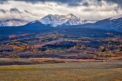 Illuminate The Ominous (Theodore A. Stark) Tags: ifttt 500px 2016 5d mark iv alpine autum co canon colorado colors dusting gold gore range valley mountains nature outdoors rockies snow stark tstarkcom ted theodore a usa ute pass