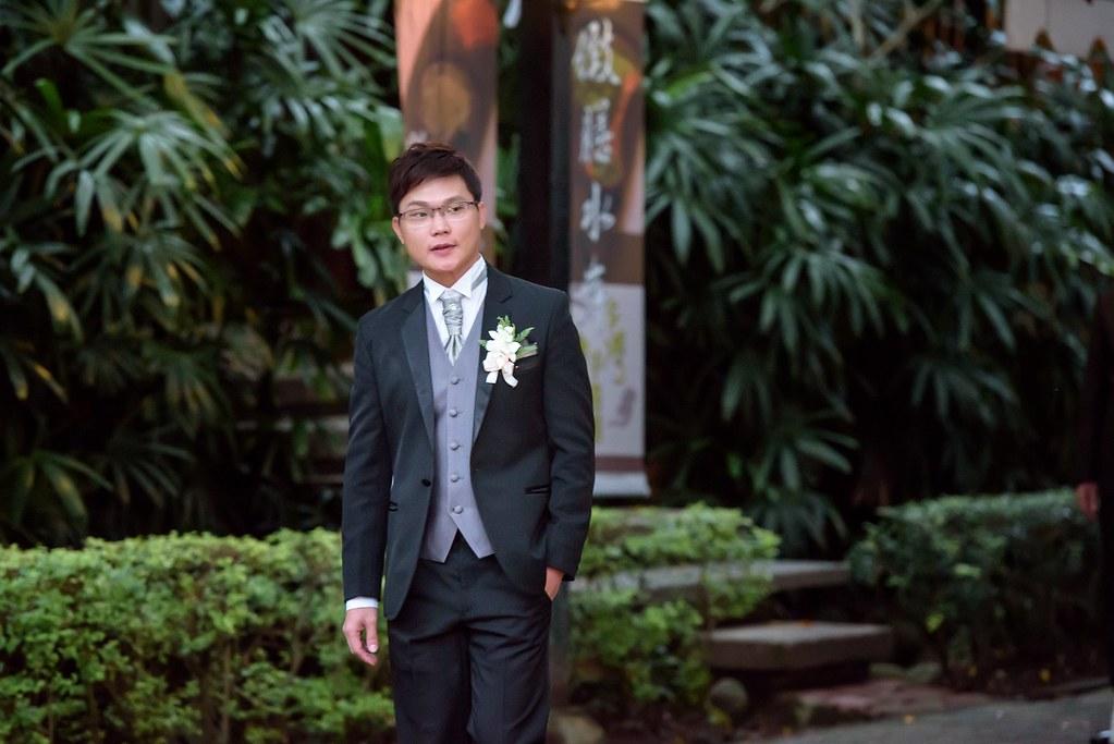 076青青時尚會館戶外婚禮