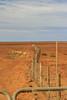 The Fence (Zonifer Lloyd) Tags: thedogfence strzeleckitrack fenceline landscape outback southaustraliaaustralia