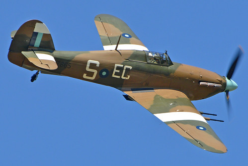 Hawker Hurricane IIc 'PZ865 / EG-S'