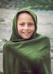 Smile (xeeart) Tags: naran saifulmalook portrait girl kid pakistan kpk xeeshan canon6d