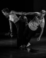 "Danse K Par K : ""Danse de nuit"" : Karine Ledoyen (eburriel) Tags: kpark karine ledoyen danse de nuit night mduse"