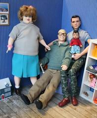 IMG_8101 (irinakopilova) Tags: mimi bobeck doll barbie mattel drew carey baby happy family rock hudson ken