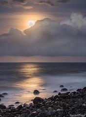 supermoon du 14 nov (tidep) Tags: reunion island nikon nuit nd400 nightscape d750 sigma 24mn 14 moon lune supermoon