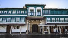 [0143]: Almagro, Plaza Mayor (Pepe Balsas) Tags: arquitectura plazamayor almagro ciudadreal castillalamancha edificio