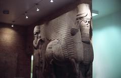 London - British Museum (Fontaines de Rome) Tags: london londres british museum esprit protecteur taureau ailé khorsabad