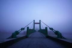 DSC08510 (cemilÖzenli) Tags: eskişehir fener adası gaga yaya köprüsü porsuk sonbahar pedestrian bridge sunrise autumn