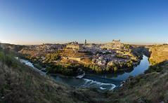 KDD Ojo Digital Toledo 2016 - Panoramica de Toledo (noldor12) Tags: panoramica toledo castillalamancha spain mirador canoneos6d canonef1635f4lisusm kddojodigitaltoledo2016 ríotajo
