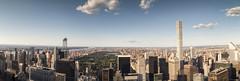 2016_08_07_NYC_10YearAnniversary_6D_9995pano (AbovetheLineEntertainment) Tags: 30rock canon6d centralpark newyork nyc panoramic rockefellercenter skyline topoftherock