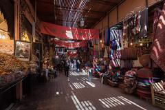 Souks of Marrakech (Stefan Napierala) Tags: marokko marocco morocco marrakesch marrakech marrakesh maghreb souq souk suq stefannapierala medina lightandshadow