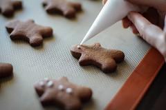 Gingerbread Cookie (Ruslan Golenkov) Tags: cookie gingerbread sweet amsterdam homemade