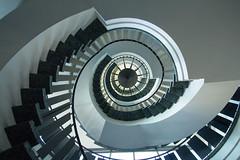 (Elbmaedchen) Tags: treppenhaus staircase hamburg roundandround curves helix treppenauge hammerbrook