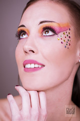 Just smile (DaGl Dedicated Photography) Tags: smile beauty makeup beautiful eyecatcher sparkleeyes eyes