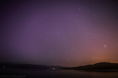 Perseid Meteor Shower (chrissyboys) Tags: sky night shower scotland lochlomond meteor 2015 duckbay persied