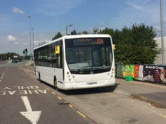 Arriva Midlands 9010 YJ58FFA (Andy4014) Tags: