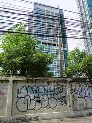 Throw-Up in Bangkok 2015 (kami68k [-allover-]) Tags: up graffiti bangkok wise illegal d30 bombing throw throwup 2015 wyse