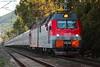 2ES4K-106 (zauralec) Tags: 106 поезд локомотив станция электровоз лазаревское 2es4k 2es4k106 2эс4к