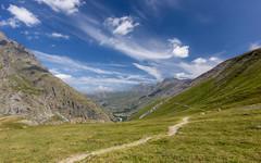Montagne Des Alpes (simonmathon) Tags: france alps nature montagne alpes canon french landscape photography paca glacier explore paysage parc col source montain oisans ecrins lautaret randonné 550d romanche