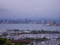 San Diego Skyline (Travis Estell) Tags: california skyline sandiego southerncalifornia sandiegoskyline