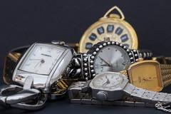 Worn Watches (azcangal) Tags: macro time watch tick tock ticktock macromonday