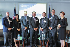 The Chamber's inaugural Investor Briefing, held in August, shared diverse perspectives on business attraction opportunities in the Chinese market.