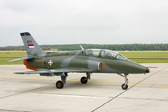 Super Galeb G-4 Serbia (Rob Schleiffert) Tags: g4 kecskemet supergaleb serbianairforce