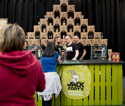 IRISH CRAFT BEER FESTIVAL IN THE RDS LAST WEEKEND IN AUGUST 2015 [JACK CODY'S BREWERY] REF-107292