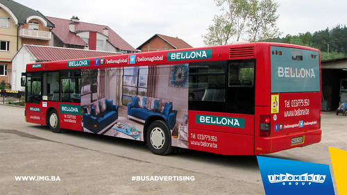 Info Media Group - Bellona namještaj, BUS Outdoor Advertising, Banja Luka, Mostar 08-2015 (2)