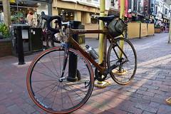 Calfee Bamboo cycle (Lord Cogsby) Tags: bamboo cycle calfee