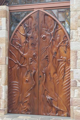 Montville doors
