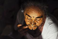 Artist | Therukoothu | streetplay (Joshua Jaay Anuranjan) Tags: artist walk makeup streetplay cwc nikond3200 colorsoflife therukoothu cheyyar chennaiweekendclickers walk474